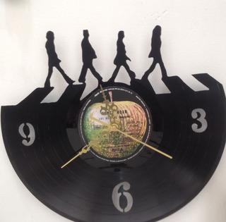 Relojes Rockeros De Vinilo