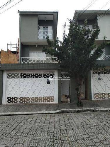 Imagem 1 de 12 de Sobrado Com 3 Dormitórios À Venda, 186 M² Por R$ 800.000,00 - Gopoúva - Guarulhos/sp - So0241
