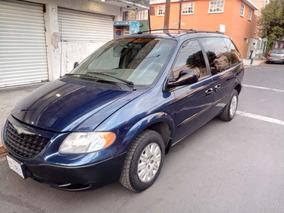 Chrysler Voyager Austera Corta At 2001