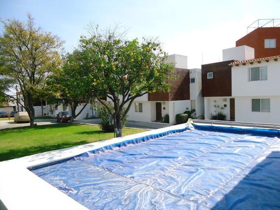 Renta Casa Amueblada Privada Cerca Tec De Monterrey Quintana