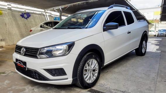 Volkswagen Saveiro 1.6 Gp Cd 101cv Pack High 2018