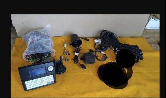 Vendo Acessórios,trava De Baú,teclados Rastreador Sighra