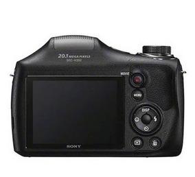 Câmera Digital Sony Dsc-h300 20.1 Mp Zoom 35x Cartão De Memó