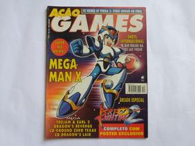 Revista Ação Games N° 52 Editora Azul