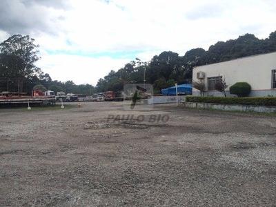 Terreno Industrial - Assuncao - Ref: 4889 - V-4889