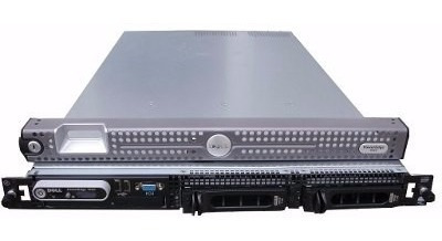 Dell Poweredge 1950 Ii 2 Xeon E5110 1.6ghz 16gb Ram 2 Hd 146