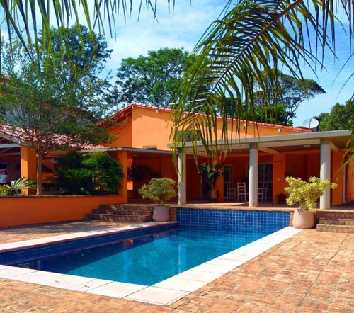 Imagem 1 de 30 de Granja Viana - Excelente Casa Térrea De Alto Padrão Com Projeto Diferenciado - Villa Vianna!!! - Ca1684