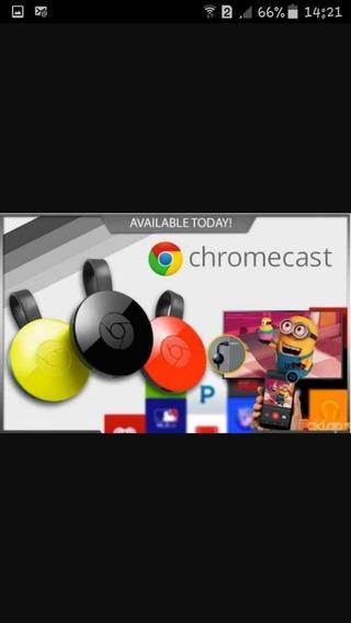 Cromecast 2 Inovando Sempre