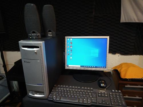 Computador De Mesa Completo Amd Phenom Ii X2 550 3.1 Ghz