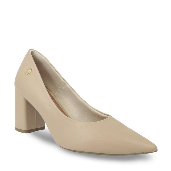 Sapato Scarpin Usaflex Feminino Ab6701 Salto Alto