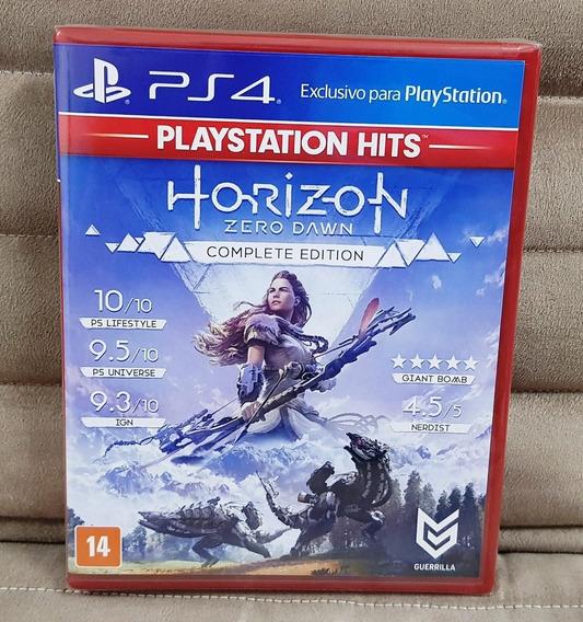 Ps4 Horizon Zero Dawn Complete Edition ( Mídia Física ) Ptbr