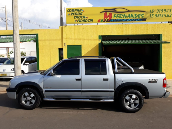 Chevrolet S10 Advantage 2.4 Cab. Dupla 4x2 Flex 4p