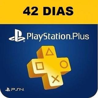 Psn Plus 14 Días + Envio Gratis + Promocion 3 X 1 (42 Días)
