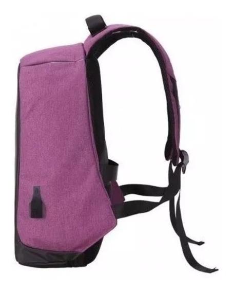 Mochila Anti Robo (porta Notebook E Impermeable)