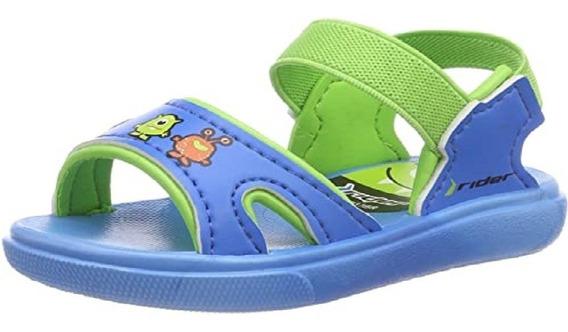 Rider Basic Sandal Baby Azul