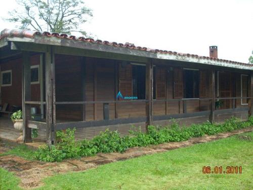 Chácara C/ 10.000 M², Campo Limpo Paulista Figueira Branca - Ch00251 - 69286272
