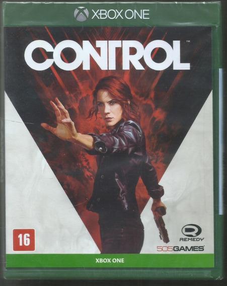 Jogo Control Xbox One - Novo Lacrado