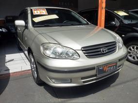 Toyota Corolla 1.8 Xei Completo Bancos Em Couro - Newvitara