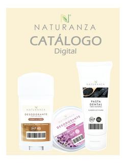 Catálogo Digital De Productos Naturanza