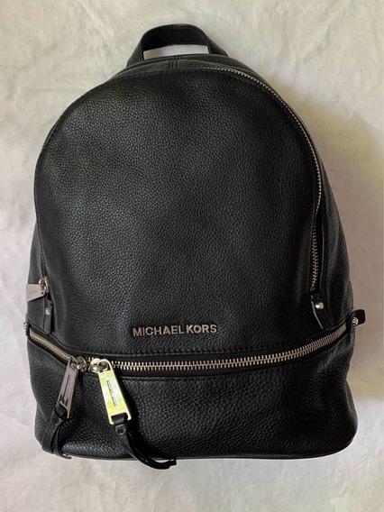 Mochila Michael Kors Cuero Original
