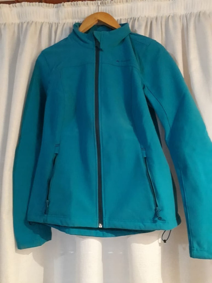 Campera Neoprene Softshell Mujer Talle S - Impecable Usada