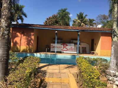 Chácara Com 2 Dormitórios À Venda, 2300 M² -campinas/sp - Ch0286