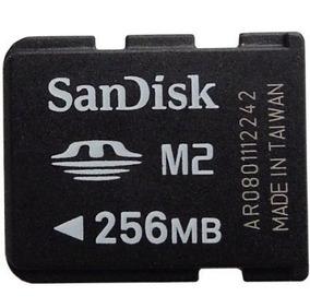 Cartao Memoria M2 256 Mb Sandisk
