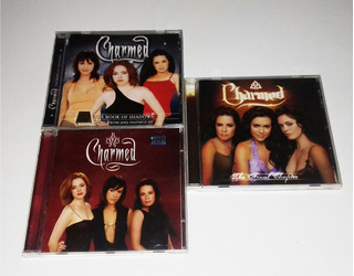 Lote 3 Trilhas Sonoras Originais Do Seriado Charmed