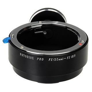 Adaptador De Montura De Lente Fotodiox Pro - Fuji Fujica X-m