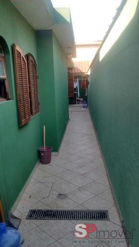 Imagem 1 de 7 de Casa Para Venda Por R$350.000,00 - Jardim Santo Alberto, Santo André / Sp - Bdi17443