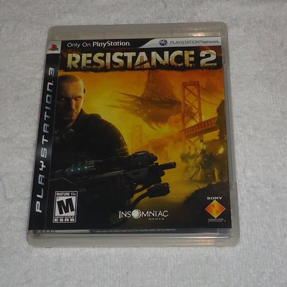 Resistance 2 Portugues Ps3 * Faça Sua Oferta