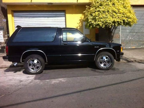 Chevrolet Blazer S10 Tahoe 91