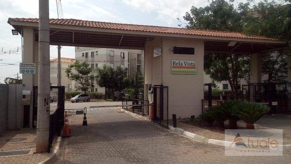 Apartamento Residencial À Venda, Jardim Santa Terezinha, Sumaré. - Ap4554