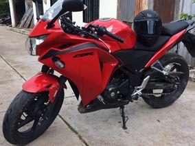 Vendo O Permuto Moto Honda Cbr 250 Abs Economica Nueva