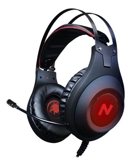 Auricular Gamer Noga Wake Stormer Headset Microfono Hd Sound