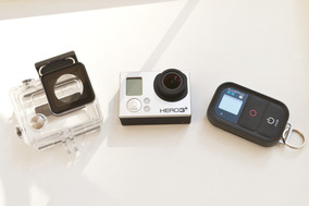 Câmera Go Pro 3+ Black Micro Sd 64gb Xc