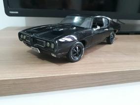 Pontiac Gto 1/18 Ertl Custom