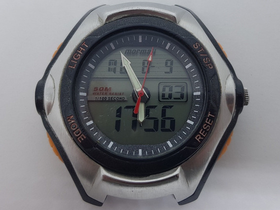 Technos Mormaii Anadigi Quartz Cx12