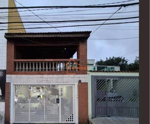 Imagem 1 de 30 de Sobrado À Venda, 218 M² Por R$ 624.900,00 - Vila Ré - São Paulo/sp - So0490