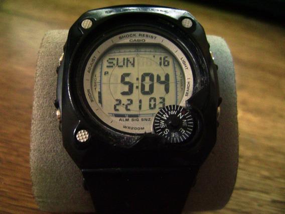 Reloj Casio G-shock G-8000. Muy Resistente.