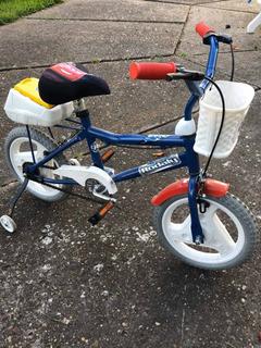 Bicicleta Nene Rodaly Casi Sin Uso