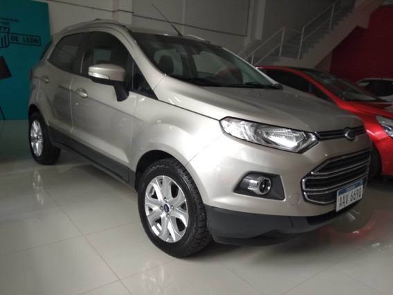 Ford Ecosport 2.0 Titanium A/t Impecable.