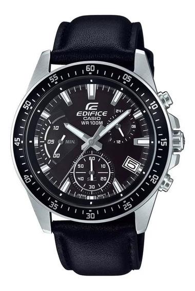 Relógio Casio Edifice Masculino Analógico Efv-540l-1avudf