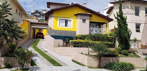 Imagem 1 de 30 de Casa  Residencial À Venda, Condomínio Hills Iii, Arujá. - Ca0090