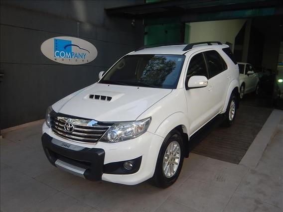 Toyota Hilux Sw4 Hilux Sw4 Srv 2014 Turbo Diesel Automática