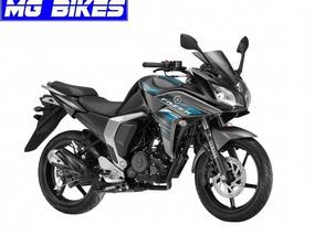 Yamaha Fazer Fi 0km Negra - Consultar Precio De Contado!