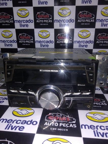 Rádio Original Mitsubishi L200 Triton Pajero 2015/2017