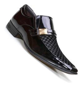 e08e06bbd Sapato Social Veludo Masculino - Sapatos com o Melhores Preços no ...