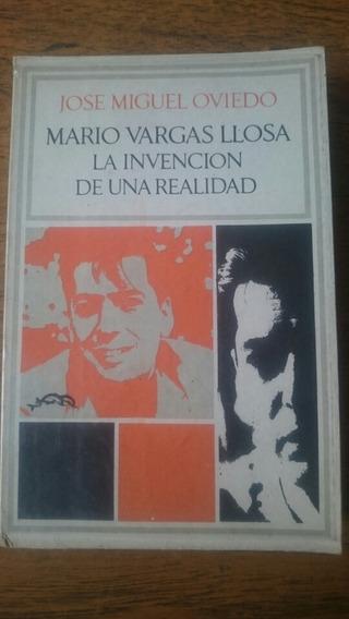 Mario Vargas Llosa La Invención De Una Realidad - Oviedo