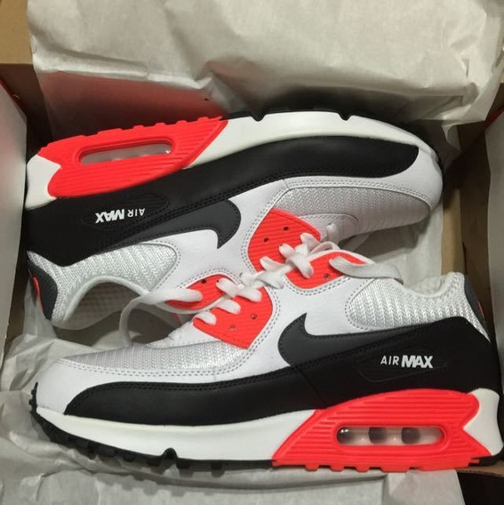 Tênis Nike Air Max 90 Infrared N°40.5